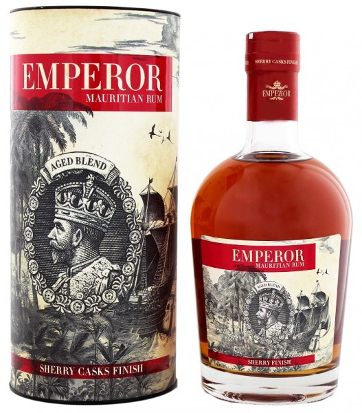Emperor Sherry Casks Finish 0,7 Liter 40%