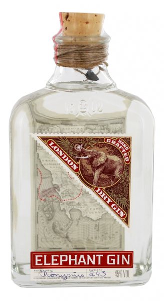 Elephant London Dry Gin 0,5 Liter 45%