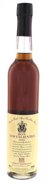 Ron Los Valientes 15YO 0,5 Liter
