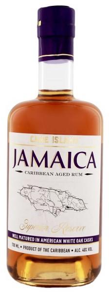 Cane Island Jamaica Aged Rum Superior Reserve 0,7 Liter 40%