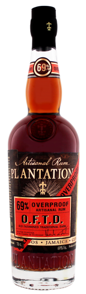 Plantation O.F.T.D. Overproof Rum