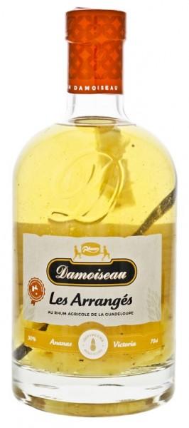 Damoiseau Les Arranges Ananas 0,7 Liter 30%