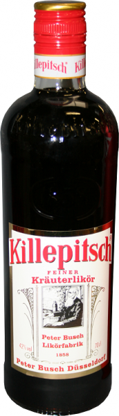 Killepitsch 0,7 Liter 42%