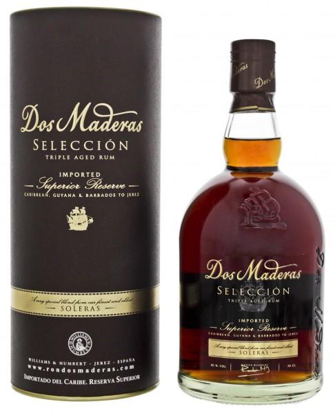 Dos Maderas Seleccion Rum 0,7 L