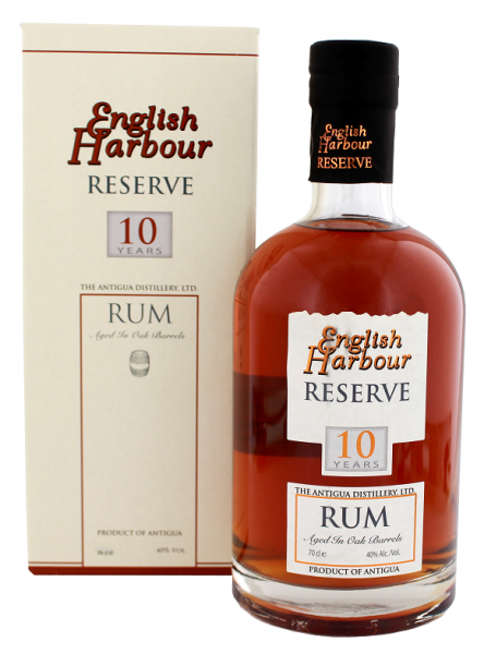 English Harbour Reserve 10YO