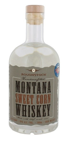 Roughstock Montana Sweet Corn Whiskey 0,7 Liter