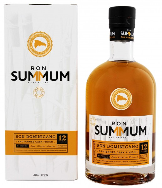 Summum 12YO Sauternes Cask Finish 0,7 Liter 41%