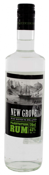 New Grove Plantation Rum 0,7 Liter 42%