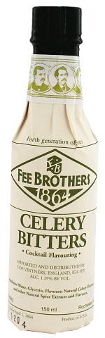 Fee Brothers Celery Bitters 0,15 Liter 1,29%