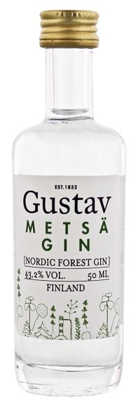 Gustav Metsä Gin 0,05 Liter 43,2%