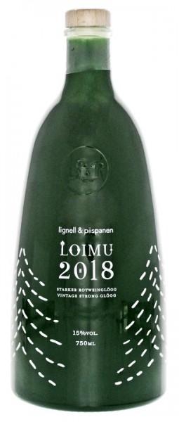 Loimu 2018 Jahrgangsglögg 0,75 Liter 15%