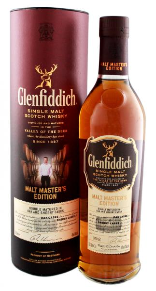 Glenfiddich Malt Sherry Cask 0,7 Liter