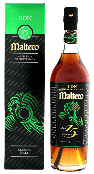 Malteco 15YO 0,7 Liter