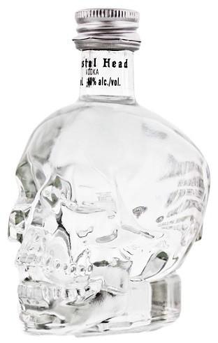 Crystal Head Vodka 0,05 Liter 40%