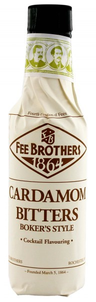Fee Brothers Cardamom Bitters 0,15 Liter