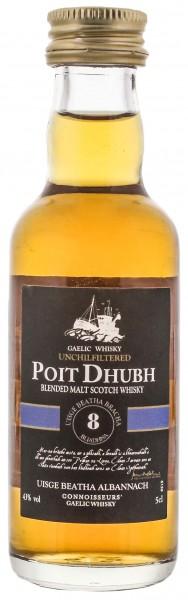 Poit Dhubh 8YO 0,05 Liter