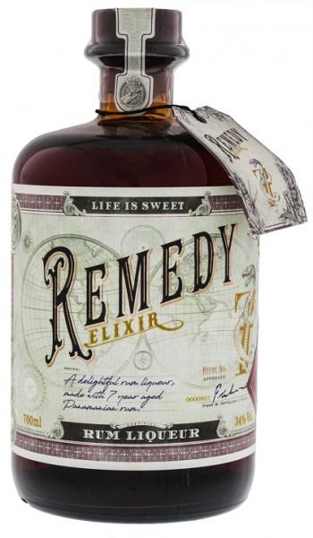 Remedy Elixir 0,7 Liter 34% Vol.