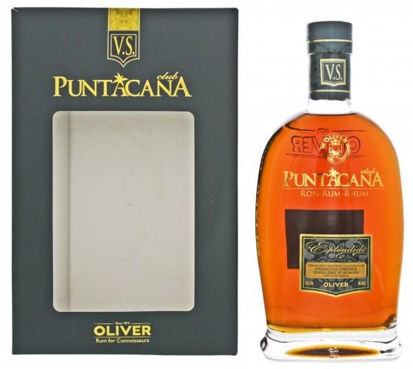 Punta Cana Esplendido 12YO 0,7 Liter