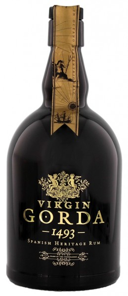 Virgin Gorda 1493 Spanish Heritage Rum 0,7 Liter 40%