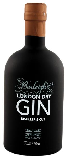 Burleigh's London Dry Gin Distiller's Cut 0,7 Liter 47%