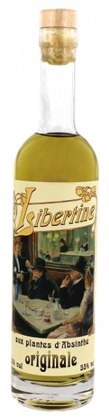 Libertine Absinthe Originale 0,2 Liter 55%