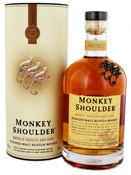 Monkey Shoulder 0,7L