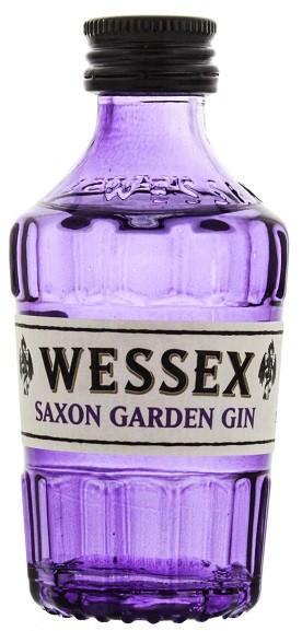Wessex Saxon Garden Gin 0,05 Liter 40,3%