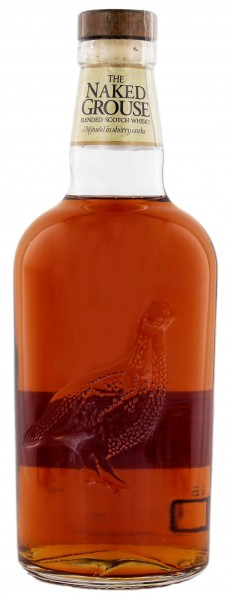 The Naked Grouse Blended Scotch Whisky 0,7 Liter 40%