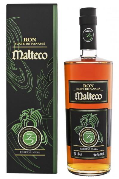 Malteco 15YO Rum (GB) 0,7 Liter 40%