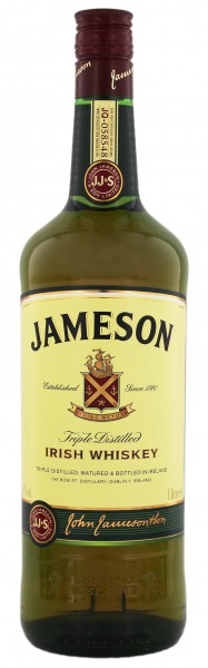 Jameson Irish Whisky 1L