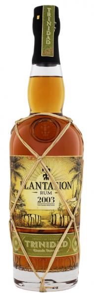Plantation Trinidad 2003 Vintage Edition 0,7 Liter