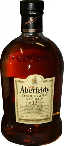 Aberfeldy 12YO 1 Liter