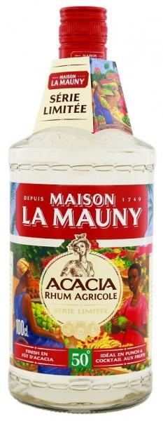 La Mauny Acacia Agricole Rhum 1 Liter 50%