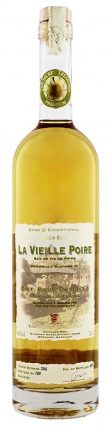 The Secret Treasure La Vieille Poire 2006 0,7 Liter