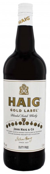 Haig Gold Label 1 Liter