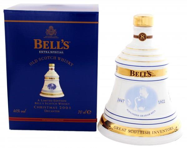 Bell's 8YO Christmas 2001 0,7 Liter