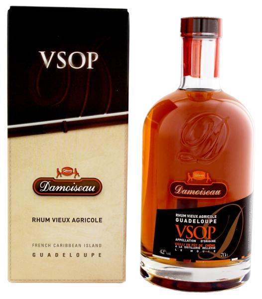 Damoiseau VSOP Agricole Rhum 0,7 Liter 42%