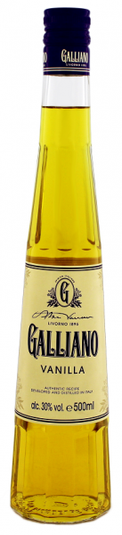 Galliano Vanilla 0,5 Liter 30%