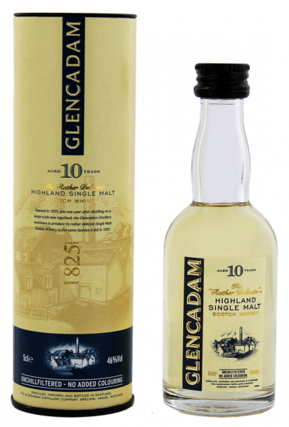 Glencadam 10YO 0,05 Liter