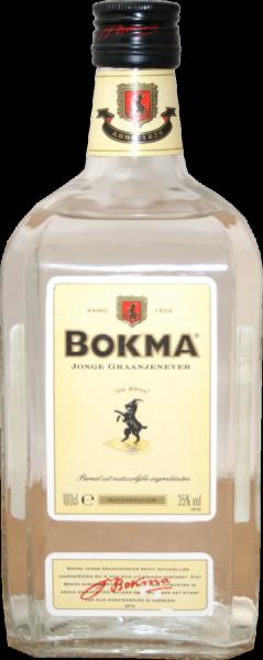 Bokma Jonge Graanjenever 1 Liter