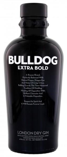 Bulldog Extra Bold Gin 1 Liter