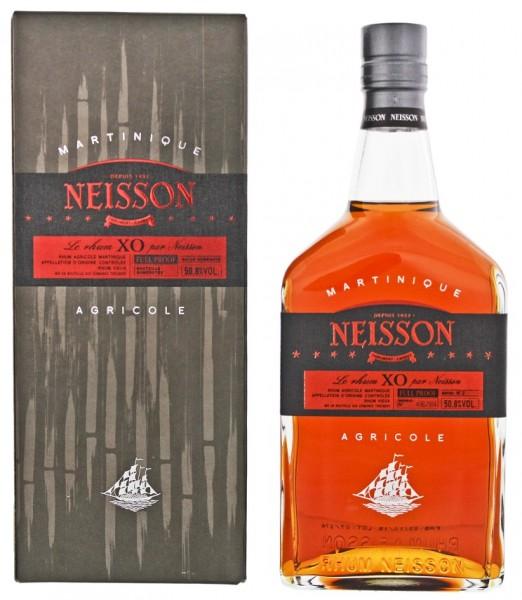Neisson Le Rhum XO par Neisson Full Proof Agricole Rhum 0,7 Liter 50,8%
