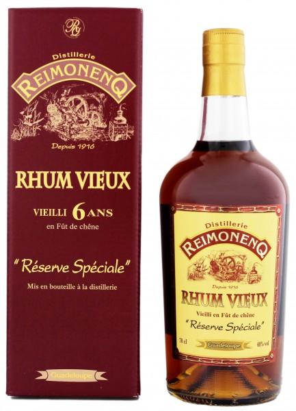 ReimonenQ Vieux Réserve Spéciale 6YO 0,7 Liter
