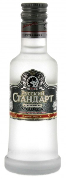 Russian Standart Vodka 0,05 Liter