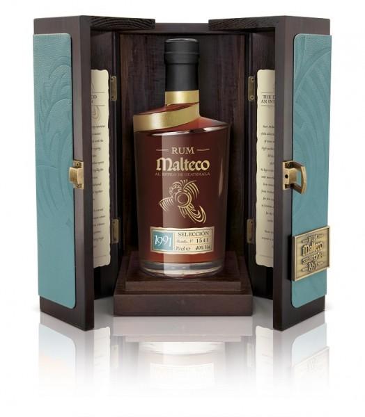 Malteco Selección 1991 Rum 0,7 Liter 40%