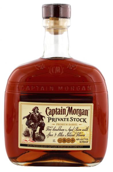 Captain Morgan Private Stock 1 Liter