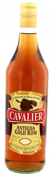 Cavalier Gold Rum 1,0 Liter 40%