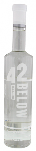 42 Below 0,7 Liter 43%