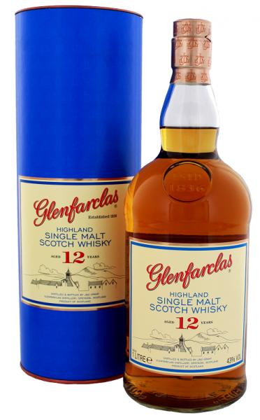 Glenfarclas 12YO 1 Liter