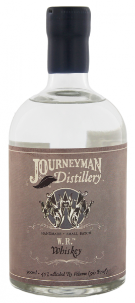 Journeyman W. R. White Whiskey 0,5 Liter 45%